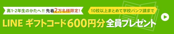 LINEギフトコードプレゼントキャンペーン