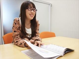 <先輩インタビュー>学びたいことを迷っているキミへ 幅広い学問分野がある大学がオススメ!