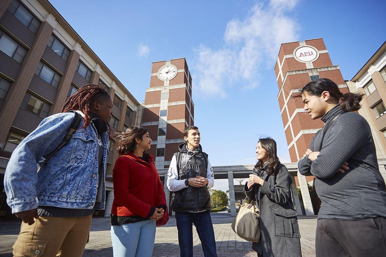 めざすは世界への挑戦!立命館アジア太平洋大学のグローバル教育に込められた想いとは?